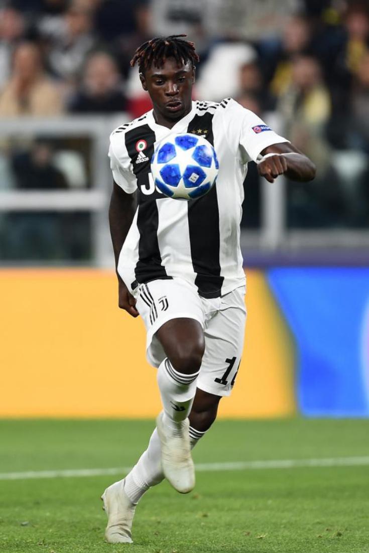 Kean Juventus