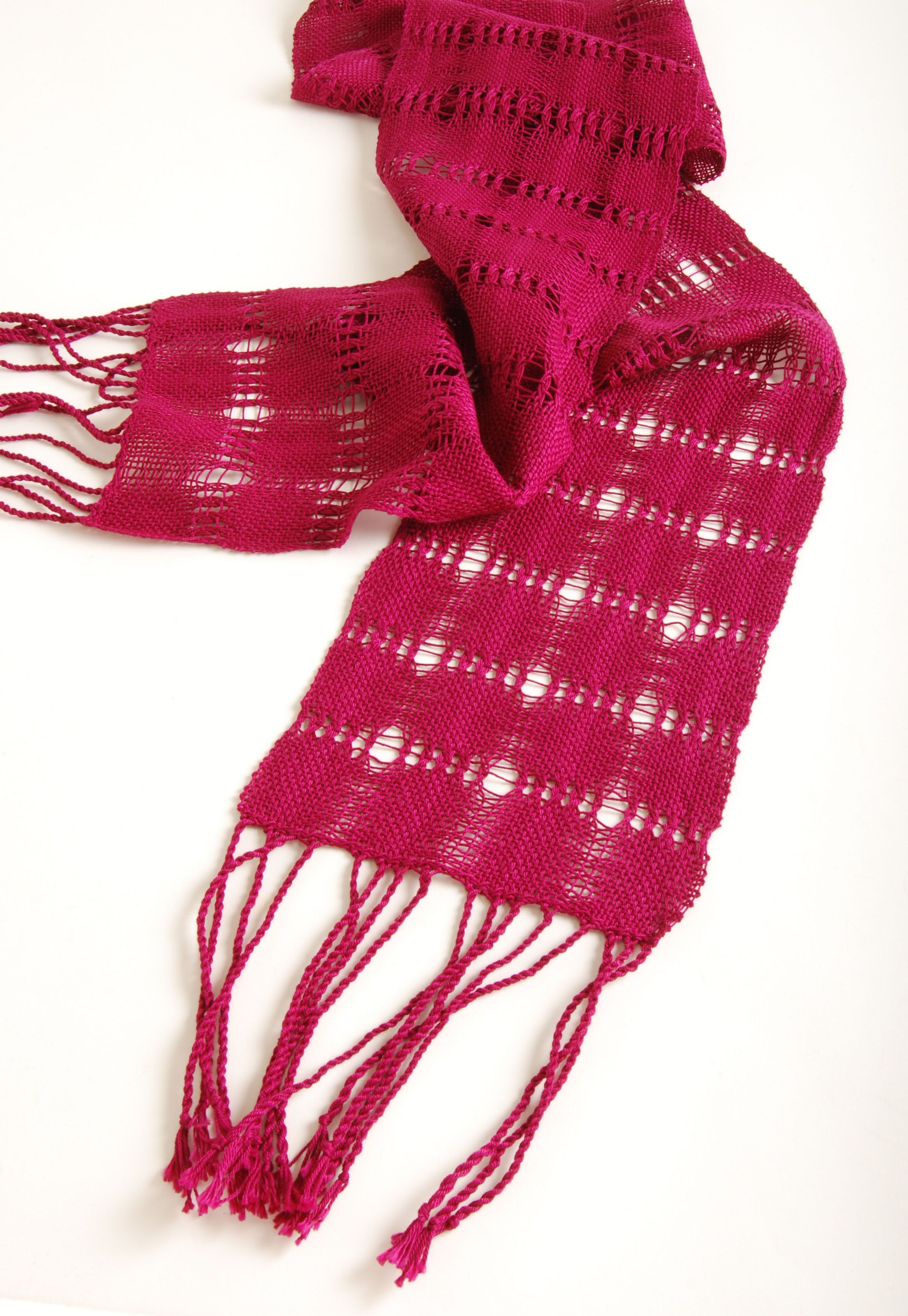 Lovely Leno Scarf. Directions can be found below. http://schachtspindle.com/dealers/project-cards/universal-lovely-leno-scarf.pdf