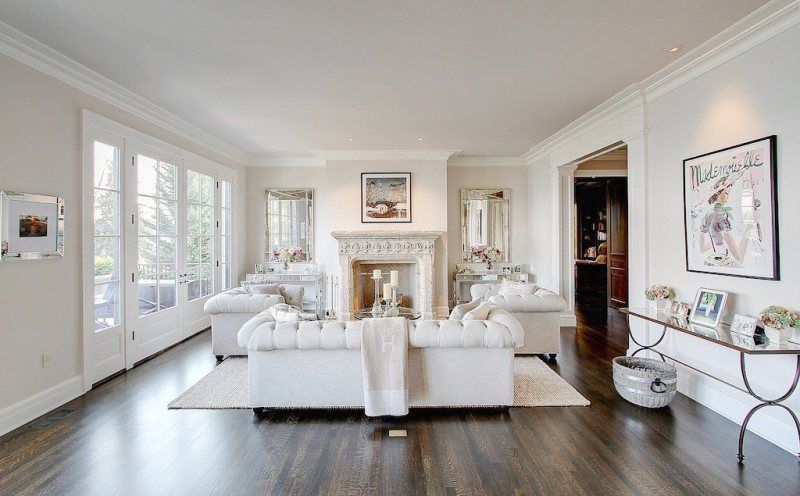 multi million dollar living room design - 7 luxury homes | living