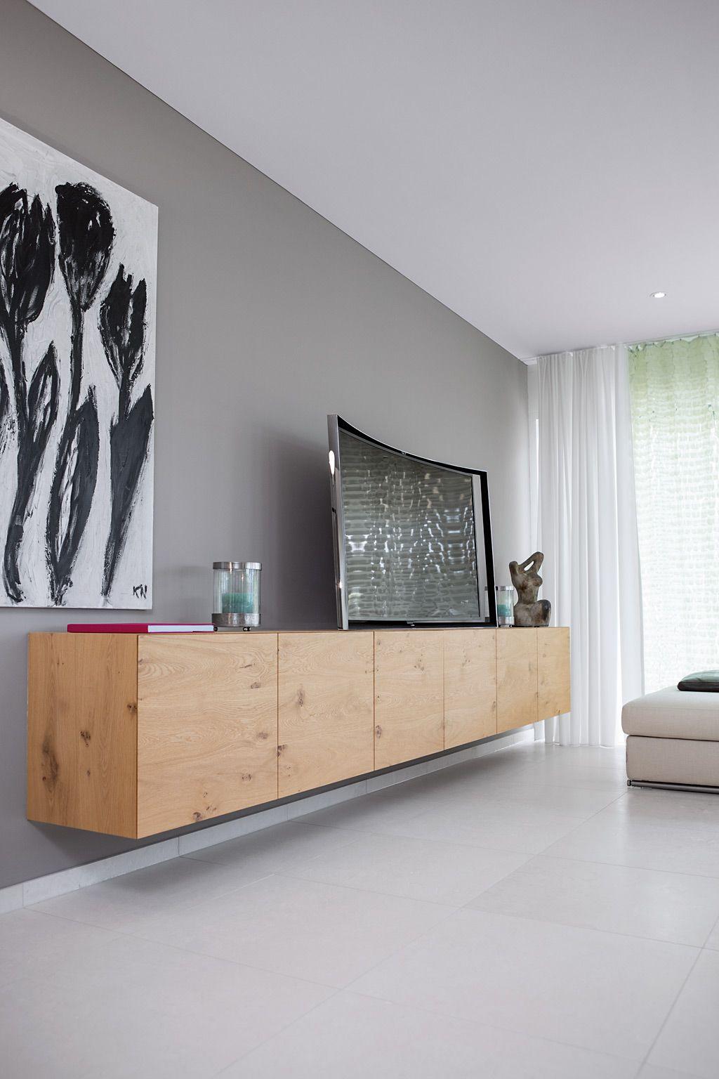 Tolles Sideboard aus Holz Wohnen, Einrichten und wohnen