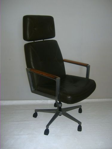 fabulous vintage retro frank doerner faultless office chair eames