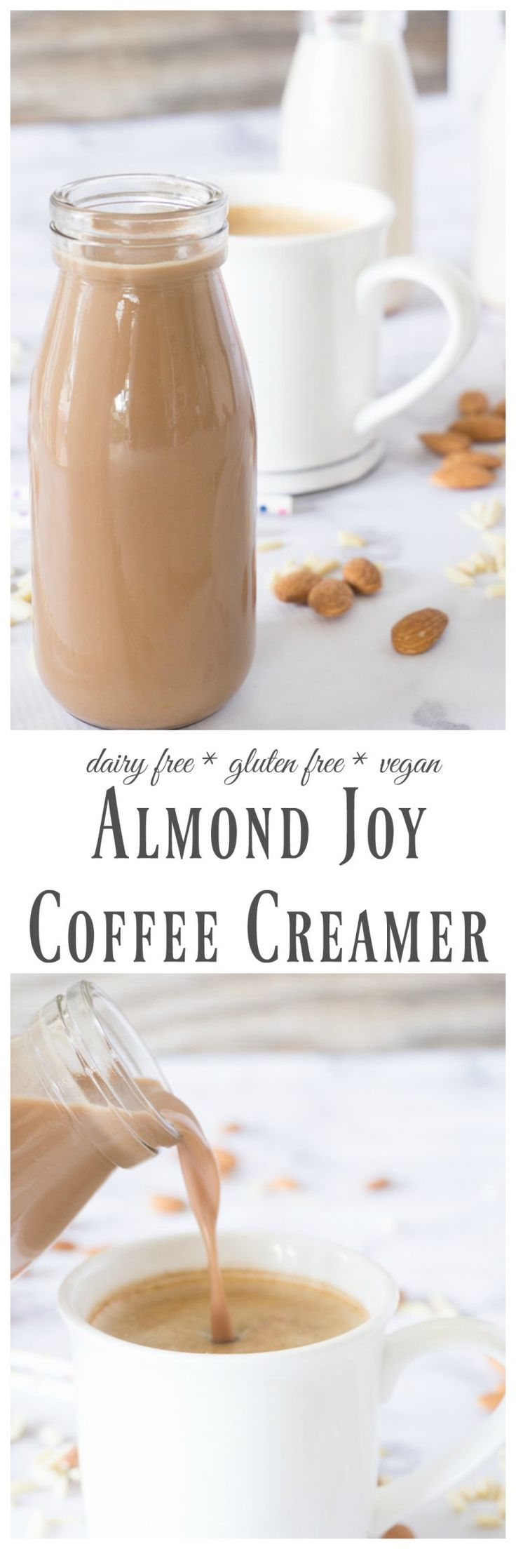 almond milk coffee creamer sugar free