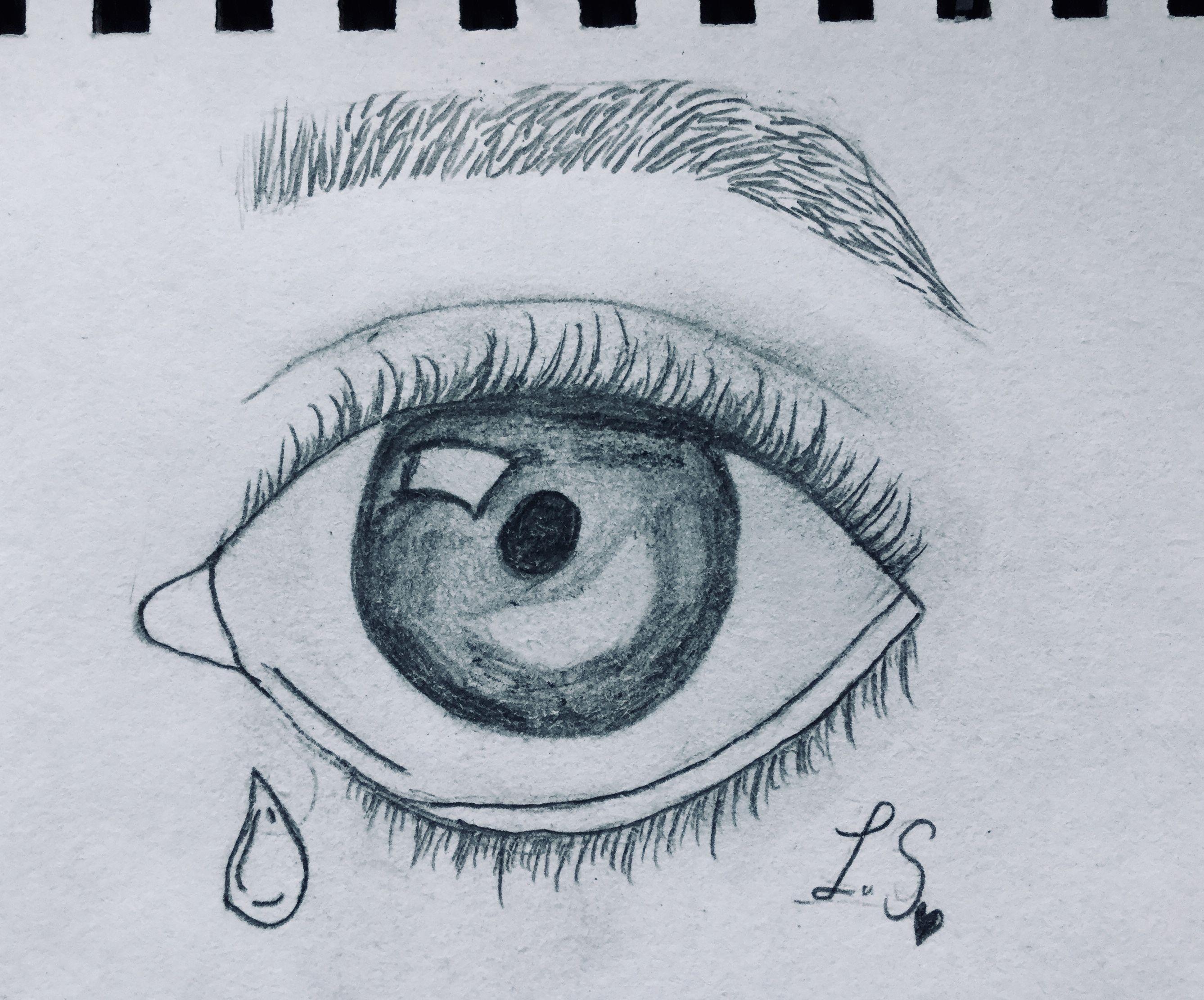 Pin On Depressing Drawing