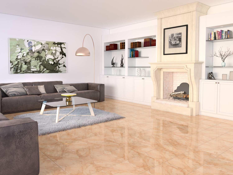 Palladio Peach Floor Tile Ctm Tile Floor Flooring Home