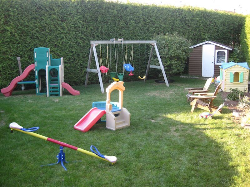 Daycare Outdoor Play Space Top Toy Suggestions Outdoors