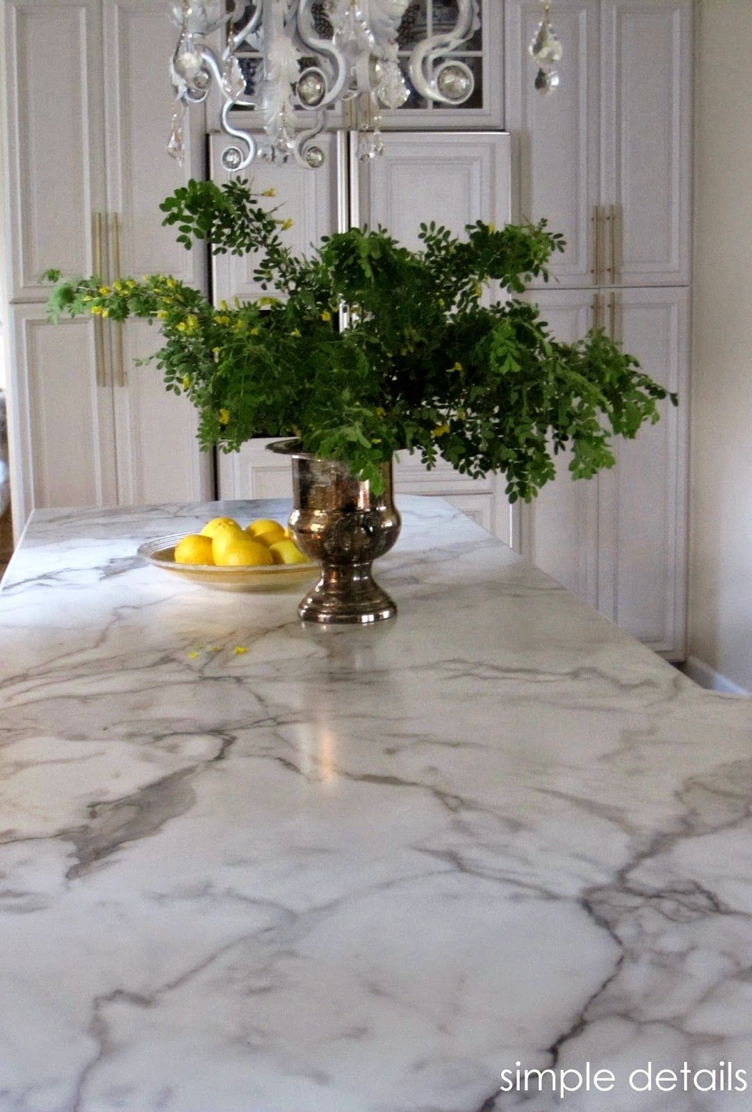 Great Renovation Featuring 3460 Calacatta Marble 180fx 174 By