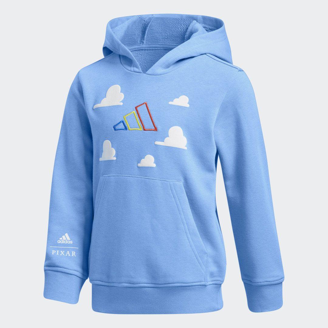 Adidas Hoops X Toy Story Sweatshirt Blue Adidas Us Sweatshirts Blue Adidas Hoodies [ 1080 x 1080 Pixel ]