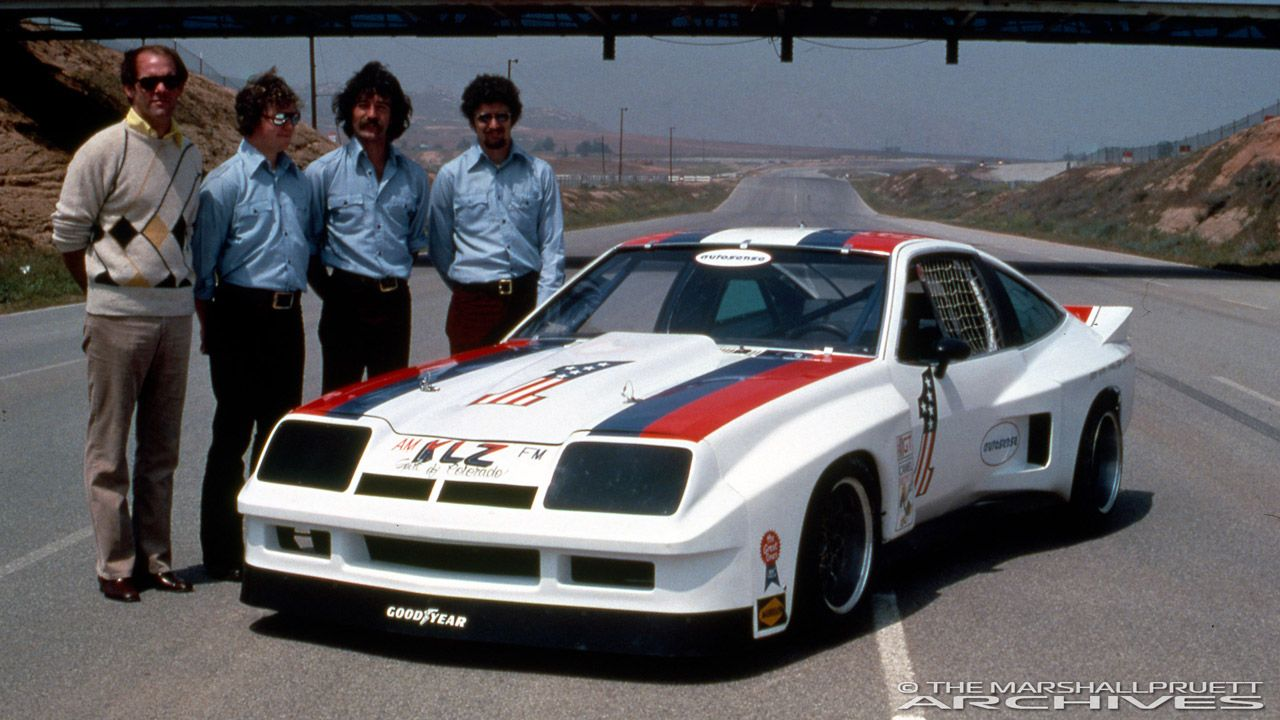 The Imsa Gt Chevy Monza Simplicity Meets Monstrosity With Images