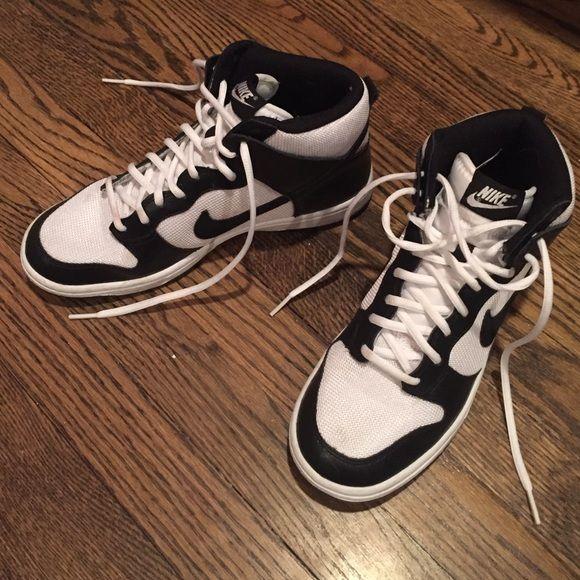 Nike high tops | Nike high tops, Nike