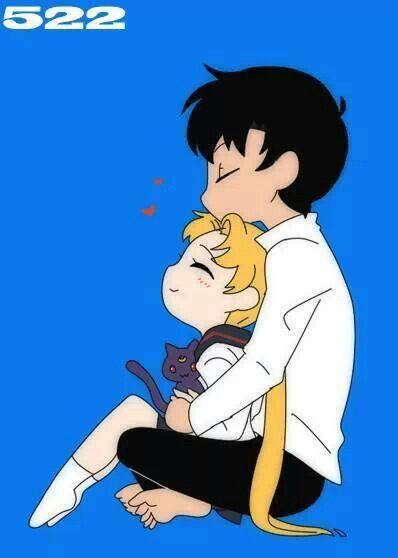 Sailor Moon Usagi Mamoru