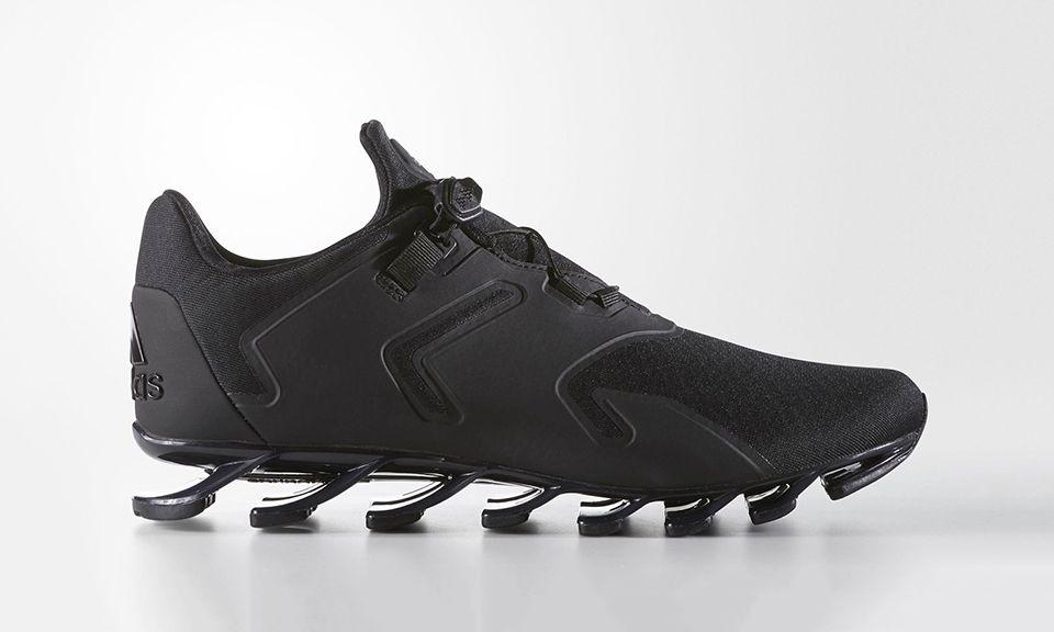 Black · Adidas Springblade Solyce black