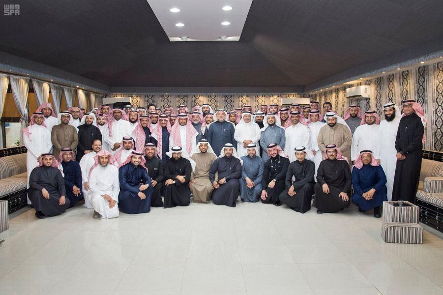 كلية الطب بجامعة الملك سعود تستقبل أعضاء هيئة التدريس الجدد صحيفة وطني الحبيب الإلكترونية