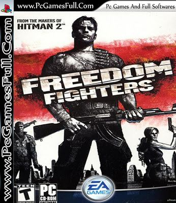 Freedom Fighters 1 Free Download Pc Game Full Version Top Pc Games And Full Softwares Free Download Freedom Fighters Top Pc Games Pc Games Setup