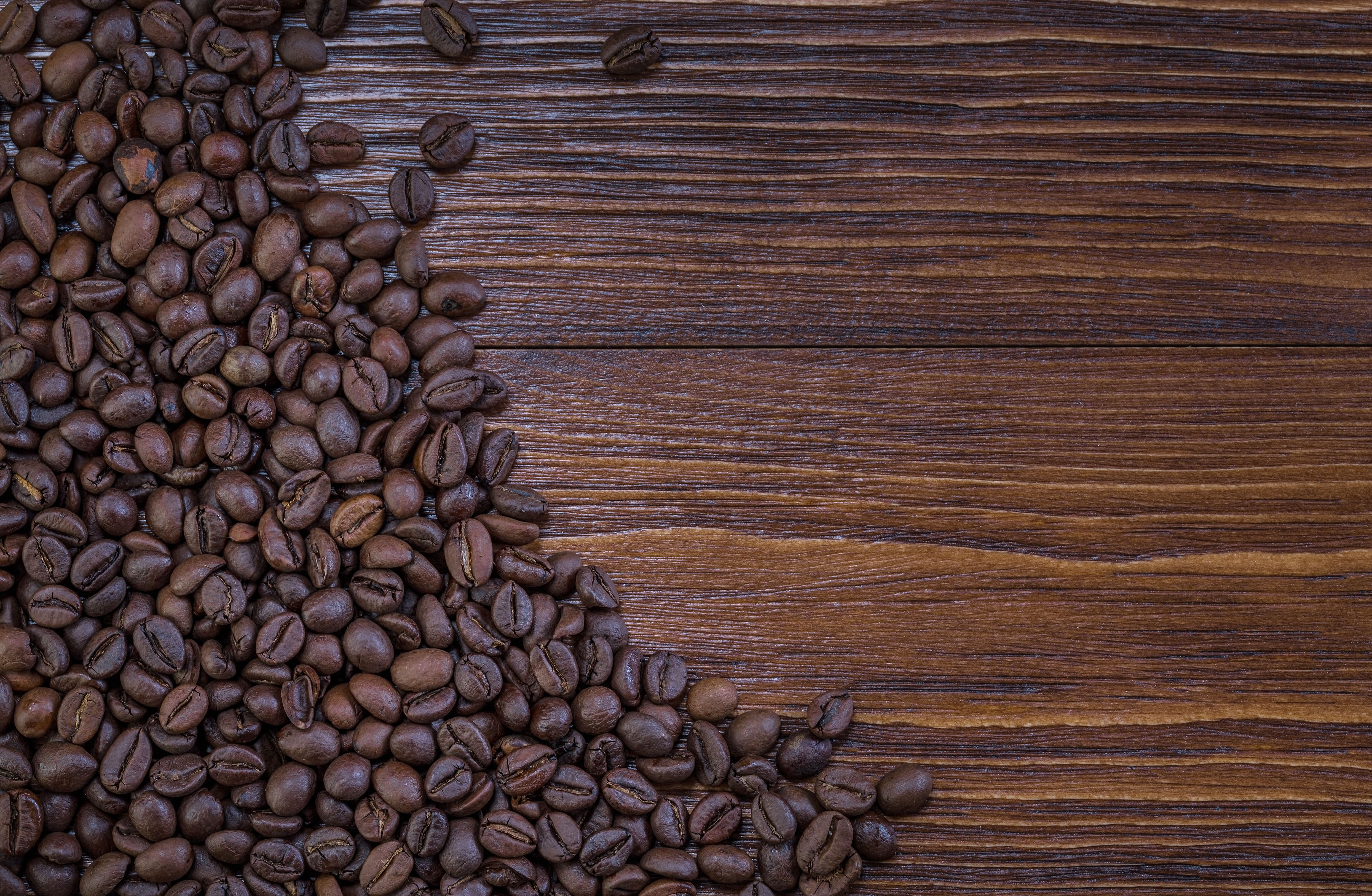 Coffee Beans Wooden Background Gallery Yopriceville