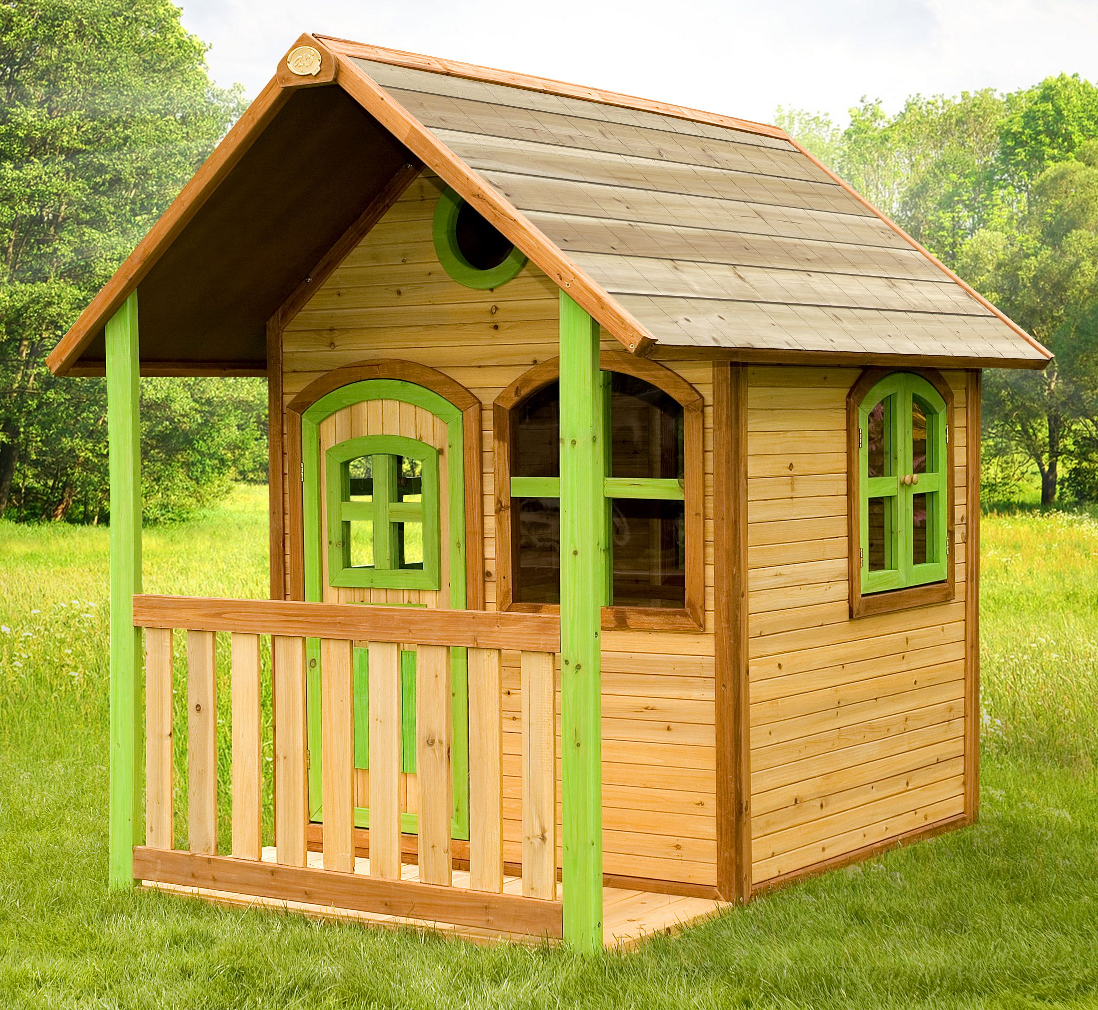 Maison Pour Enfant Exterieur playhouse alex. in and around an axi playhouse, children can