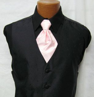 Black Tuxedo with Pink Tie, Details about Mens Black Fubu Tuxedo ...