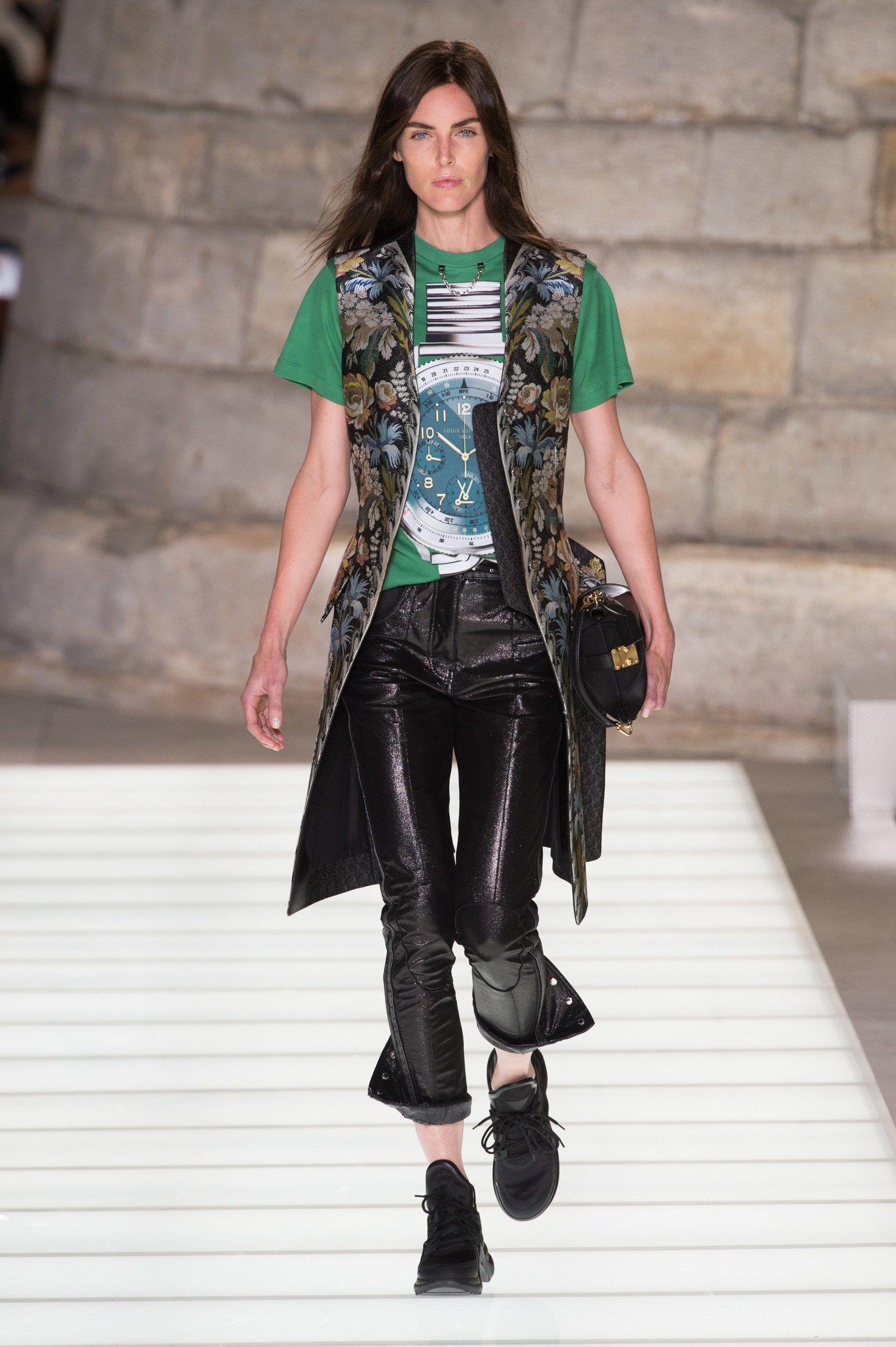 Paris Fashion Week: Off- White, All About Denim S/S 19