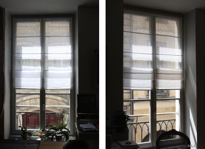 store ou rideau pour la fenêtre - Le Blog déco de MLC -   Fenêtres ...