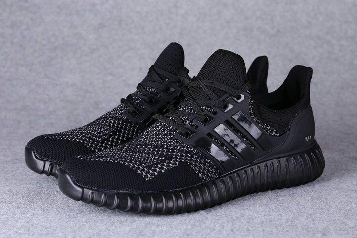 sneakers for cheap 22aa1 fd6ec Acheter Adidas Yeezy Ultra Boost 2016 Beckham Black Noir White blanc Black  Noir