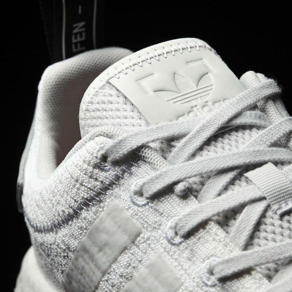 wholesale dealer 9c008 9807d adidas NMD R2 Primeknit Triple White | new release adidas ...