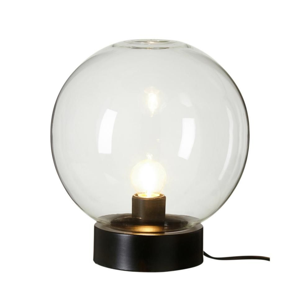 whkmp\'s own tafellamp , Transparant/zwart #wehkamp #whkmpsown ...