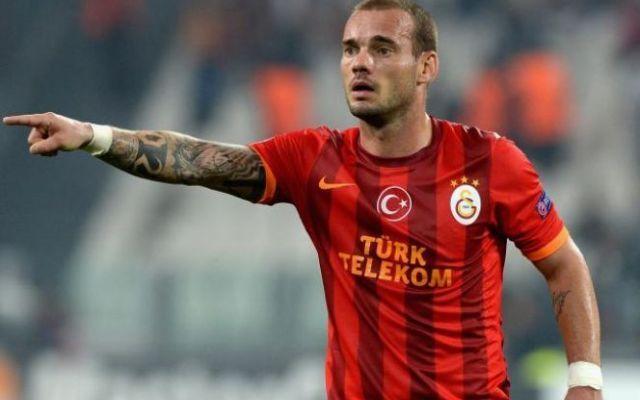"""Juventus, ag. Sneijder: """"Sarebbe contento di tornare in Italia"""" #calciomercato #juventus #juve"""
