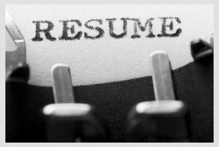 resume samples Resume Samples Pinterest - resume mistakes