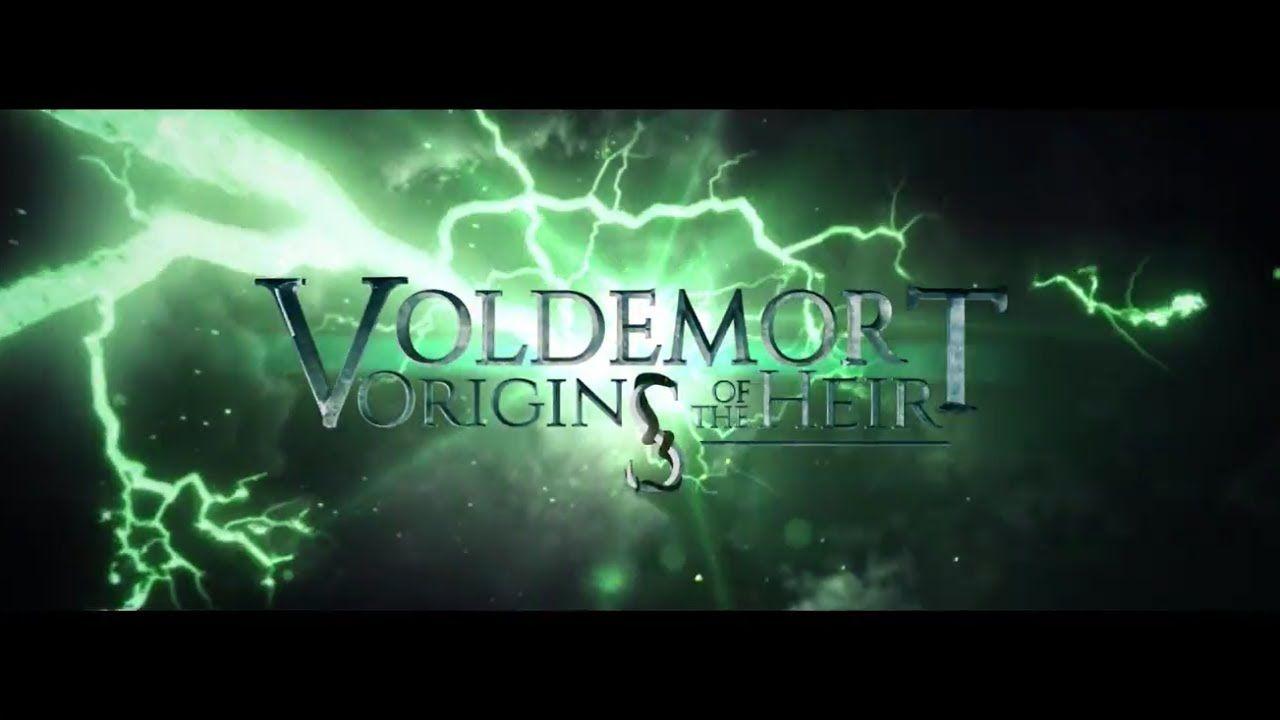Voldemort Origins Of The Heir Teaser Trailer Lord Voldemort Voldemort Lord