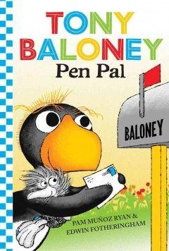 Pen pal - Peabody Main