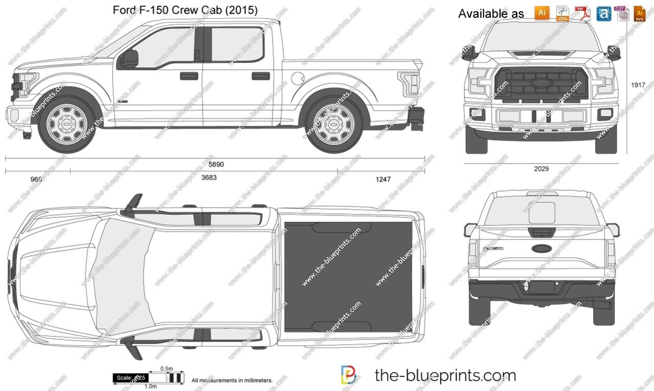 Everything You Need To Know About 2015 Ford F 150 Dimensions