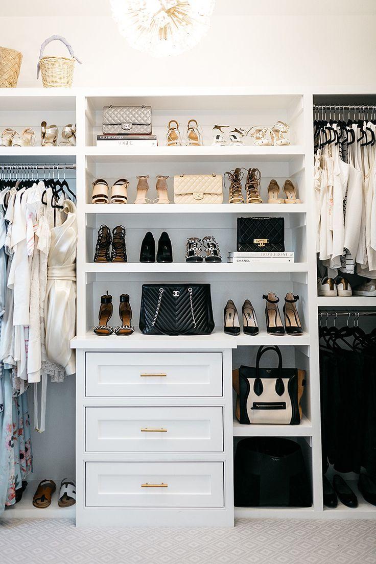 Atemberaubende Schlafzimmer Kleiderschrank Design Ideen #bedroomgoals