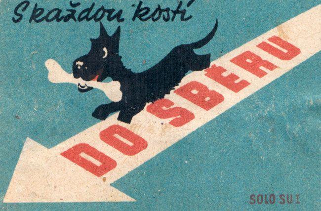 Matchbox Label Czechoslovakia Cajas De Cerillas Cajas De