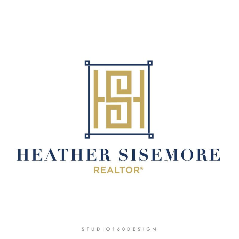 Real Estate Marketing Real Estate Business Tools Real Estate Logo Design Signature Logo Studio160design In 2020 Custom Logo Design Logo Design Creative Letterhead Design