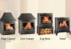 Log burner - Esprit 8