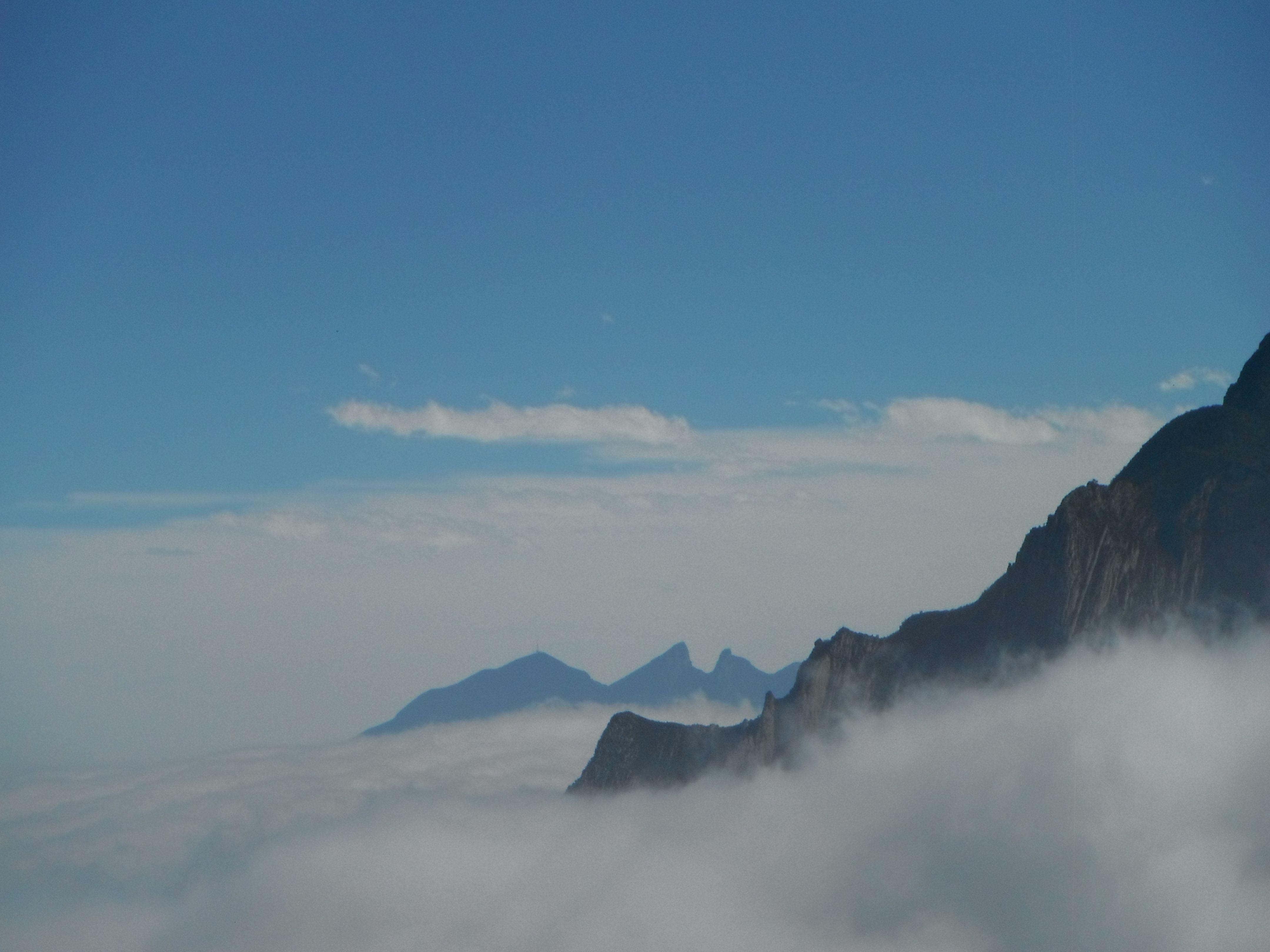 Cerro de la silla (vista desde El pico Independencia) VIA FERRATA