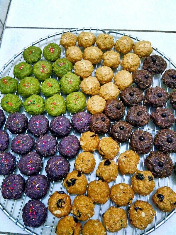 Nostimos Oatmeal Cookies