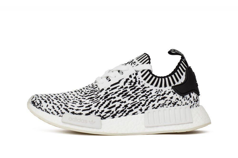official photos 40025 d25f9 Adidas NMD R1 Primeknit Zebra Pack BZ0219 4-12.5 boost nomad ...