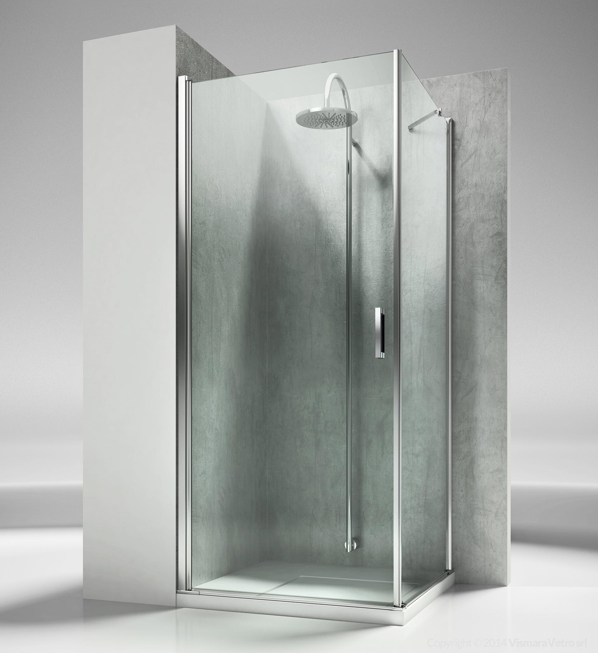 La Lf Linea Shower Enclosures Models Pivot Door Shower Enclosure Glass Shower Enclosures Shower Design