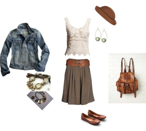 """""""Autumn Cute"""" by mandmmccoy on Polyvore"""