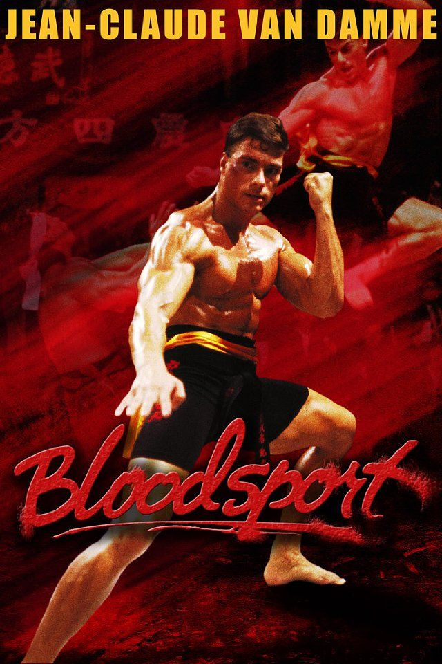 Pictures Photos From Bloodsport 1988 Bloodsport Van Damme Martial Arts Movies
