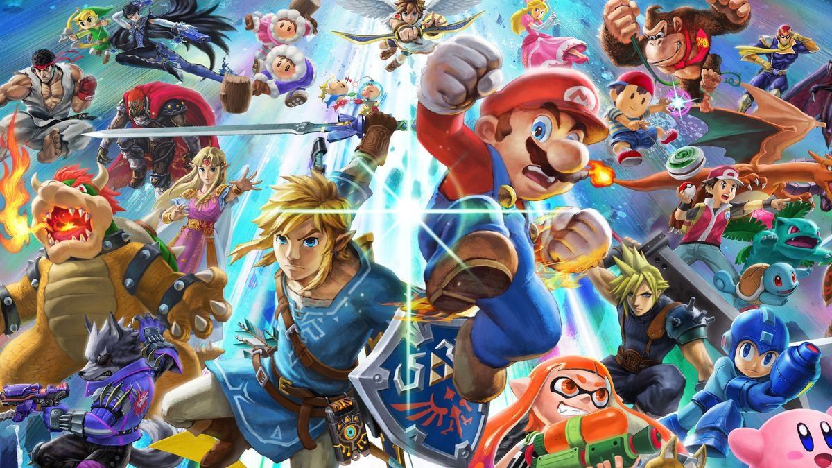 Smash Ultimate Exceeds 12 Million Worldwide Sales Top Ten Best Selling Switch Games Revealed Nintendo Life Super Smash Bros Smash Bros Super Smash Brothers