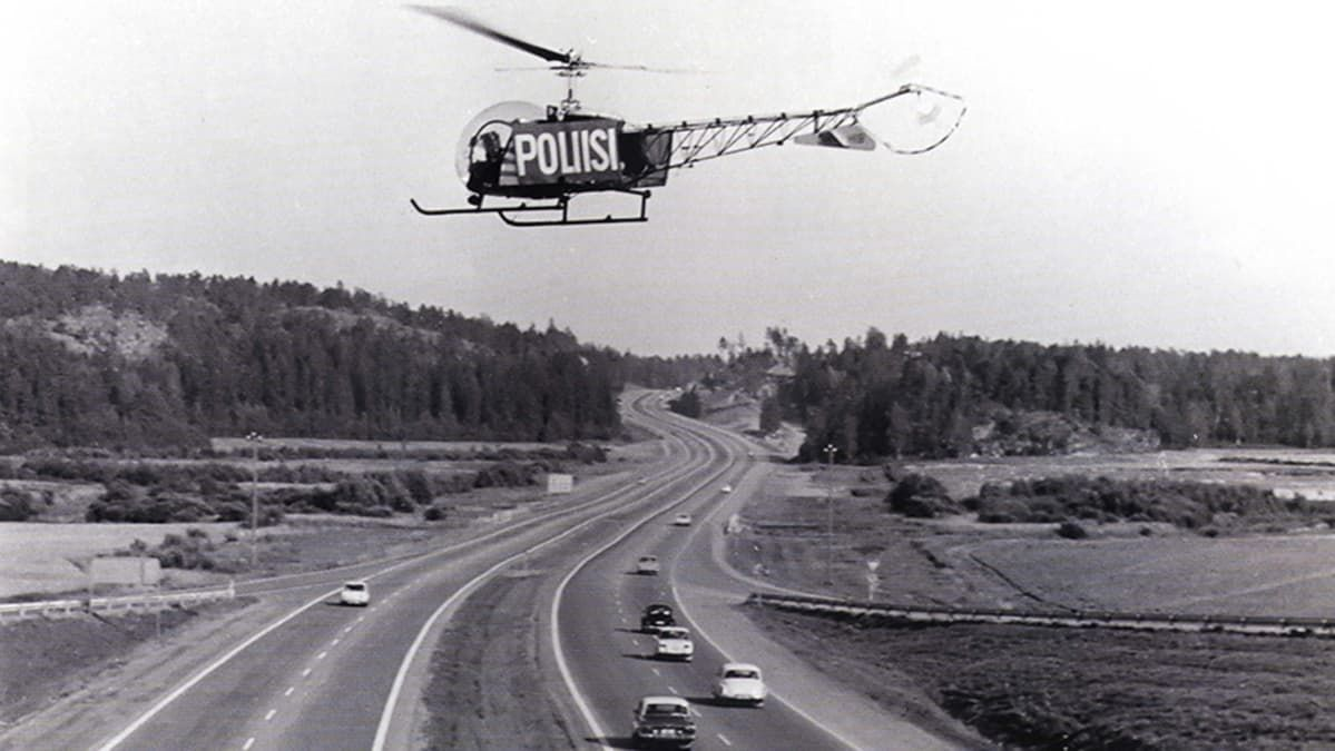 Poliisihelikopteri