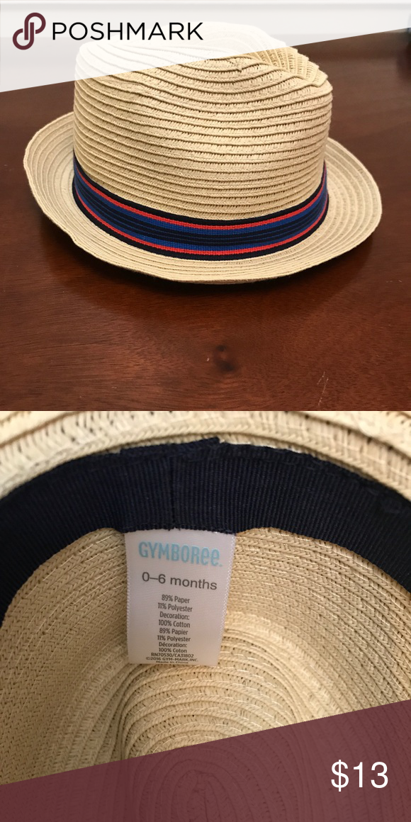 Toddler Straw Hats - Tag Hats