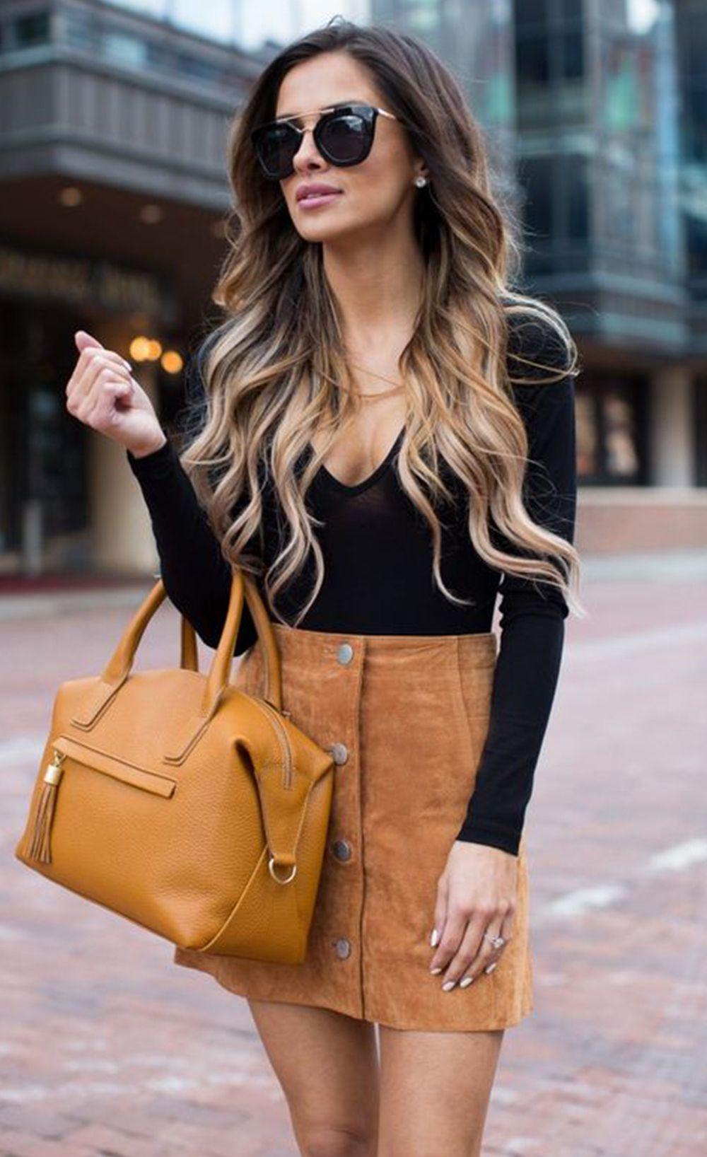 39.99 Vintage Fashion Corduroy High Waist Mini Skirt  799c9844b