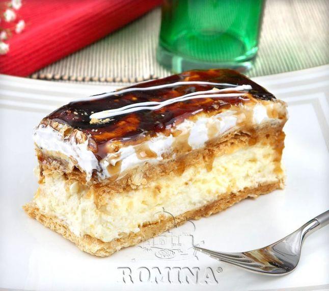 Mediterranean Kitchen Mastic: Milfei With Caramel Greek Dessert