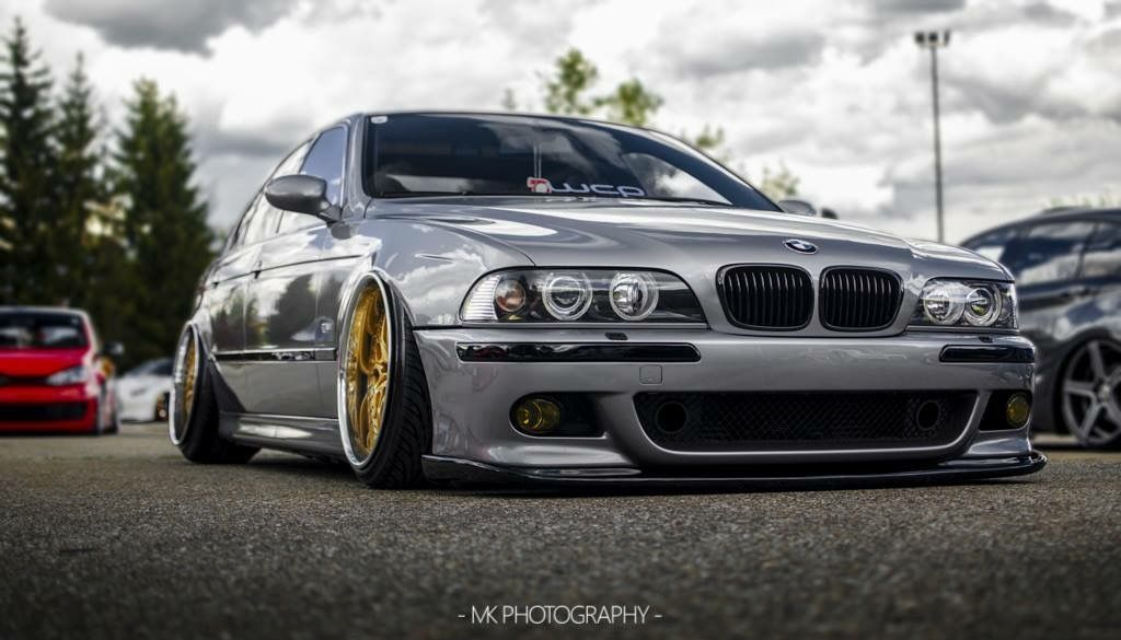 Bmw E39 Modified Bagged Slammed Stance Fitment Camber Bmw