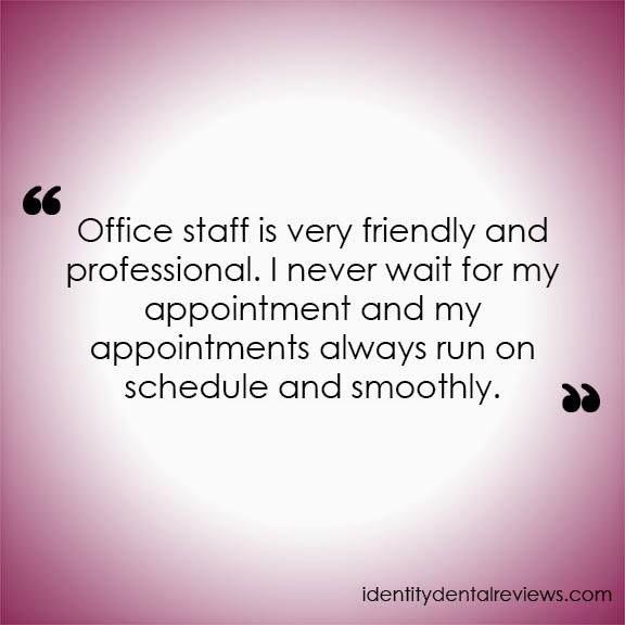 #TuesdayTestimonial Davis and Engert Dentistry received a new testimonial this week! To read more of our reviews, please visit dentistinparkridge.com/testimonials.