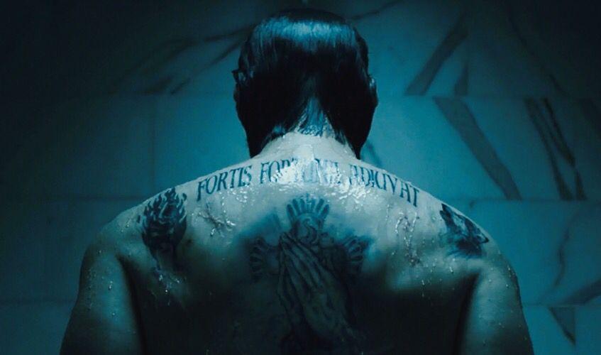 Tatuajes De John Wick: Fortune Favours The Bold. John Wick