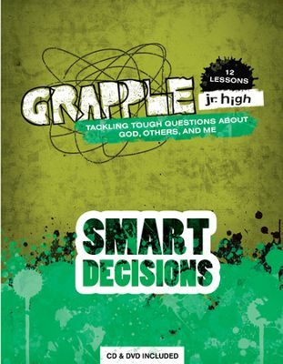 Grapple Jr  High: Smart Decisions - | Church - Kids Class