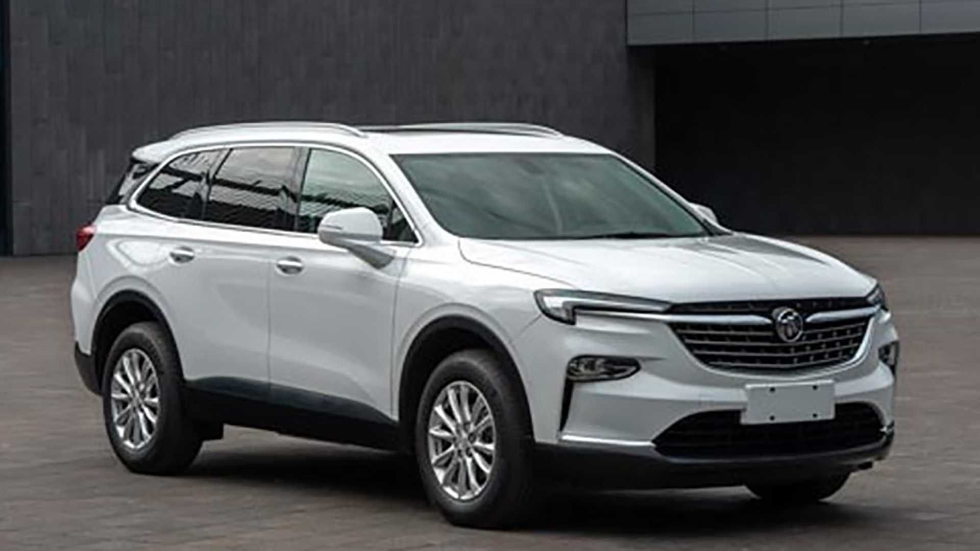 2021 buick enclave release in 2020  buick enclave buick
